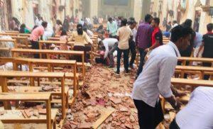 Βομβιστικές επιθέσεις σε εκκλησίες στη Σρι Λάνκα – Φόβοι για πολλά θύματα
