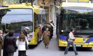 Χωρίς τρόλεϊ η Αθήνα την Τετάρτη από τις 10:30 μέχρι τις 5