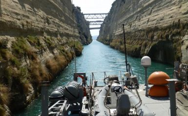 Εντυπωσιακές οι εικόνες από τη συμμετοχή του πολεμικού ναυτικού στην άσκηση SPANISH MINEX 2019