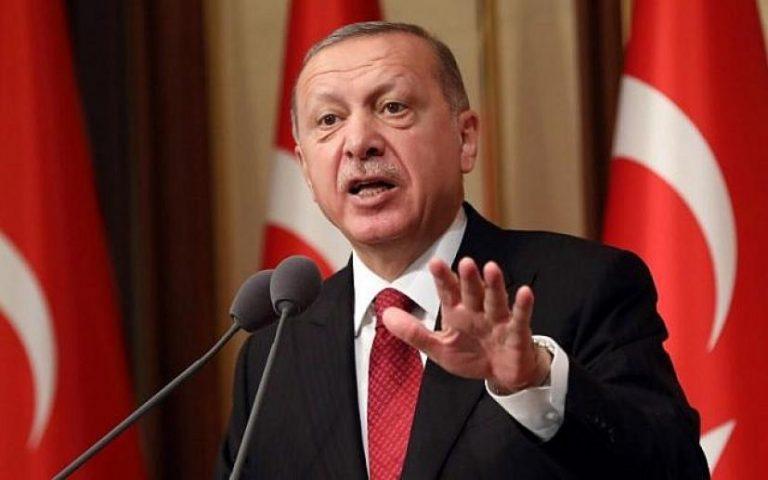 Νέες απειλές Ερντογάν σε ΕΕ: Στηρίξτε μας αλλιώς θα ανοίξουμε τις πόρτες στους πρόσφυγες