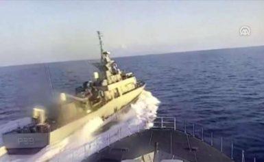 Ανεβαίνουν οι τόνοι με την Τουρκία: Anadolu- Ελληνική πυραυλάκατος παρενόχλησε τουρκική κορβέτα..ΒΙΝΤΕΟ