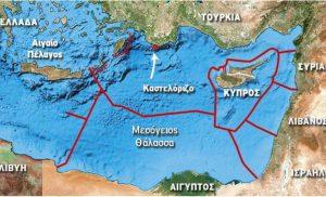 Γιατί η Τουρκία θέλει πάση θυσία την περιοχή μεταξύ Κρήτης και Κύπρου; Ο κρυφός τους άσσος που τρέμουν οι Ισραηλινοί…