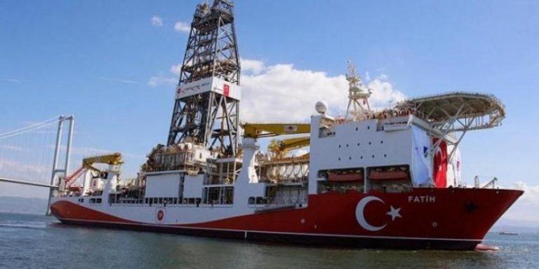 Άγκυρα: «Δικαίωμά μας να τρυπήσουμε στην κυπριακή ΑΟΖ»
