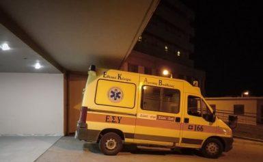 Αιματηρή ληστεία σε hot spot μεταναστών στη Λάρισα