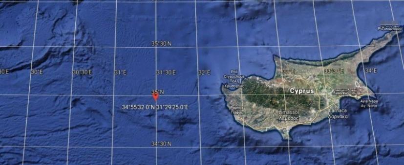 Απτόητη η Τουρκία – «Εδώ θα τρυπήσει ο Πορθητής στην ΑΟΖ της Κύπρου»