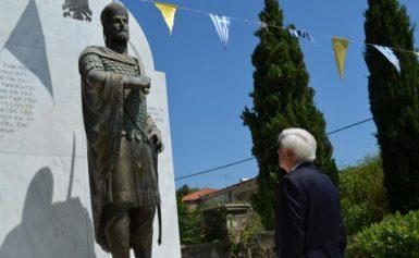 «Εάλω η Πόλις»: Μνήμη και τιμή στον Κωνσταντίνο Παλαιολόγο