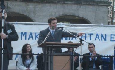Ξεσπά ο Έλληνας ομογενής που ενόχλησε τον Κοτζιά στο Μόναχο! «Είμαι Έλληνας Μακεδόνας, ούτε χουντικός, ούτε χρυσαυγίτης»