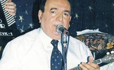 Πέθανε ο τραγουδιστής Αντώνης Ρεπάνης