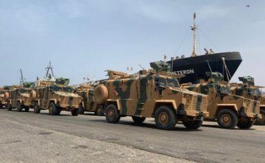 Θρίλερ: Οπλικά συστήματα μεταφέρει μυστικά η Τουρκία στη Λιβύη – ΦΩΤΟ