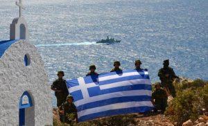 Γιατί η Ελλάδα δεν κάνει ασκήσεις στο Καστελόριζο;