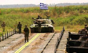 Ελληνικά Άρματα Τεθωρακισμένης Ταξιαρχίας …Από τον Έβρο στη Βουλγαρία..EIKONEΣ