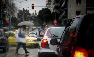 Έκτακτο δελτίο καιρού από την ΕΜΥ: Καταιγίδες μέχρι την Πέμπτη