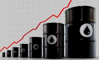 Αυξάνονται οι τιμές του πετρελαίου