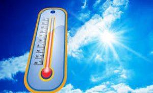 Πρόγνωση καιρού: Με 37άρια και σκόνη ο καιρός το Σαββατοκύριακο