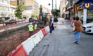 Κυκλοφοριακό χάος στη Συγγρού Γιατί έπρεπε να γίνουν τώρα τα έργα; – Τι απαντά η Περιφέρεια
