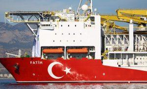 «Θαλάσσια εισβολή» οι τουρκικές ενέργειες στην ΑΟΖ λέει η Κύπρος