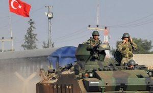 Μεγάλες δυνάμεις του τουρκικού Στρατού μπαίνουν στη βόρεια Συρία – Αρματα μάχης, ΤΟΜΑ και αυτοκινούμενα πυροβόλα