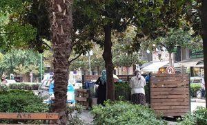 Ξεφορτώνουν ζητιάνους στα Τρίκαλα. Μάστιγα για την πόλη..