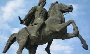 Μεγάλο ενδιαφέρον από Ινδό ηθοποιό και παραγωγό ταινιών για τον ελληνικό πολιτισμό και τον Μέγα Αλέξανδρο..