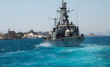 Ελληνική πυραυλάκατος «κυνήγησε» το Bilim 2 στο Καστελλόριζο