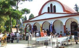 Η Μονή της Παναγίας Φανερωμένης με την θαυματουργή εικόνα στην Κομοτηνή