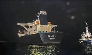 Το Ιράν απειλεί με αντίποινα τη Βρετανία για τη σύλληψη δεξαμενόπλοιου στο Γιβραλτάρ