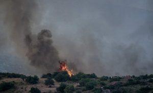 Προσοχή: Πολύ υψηλός κίνδυνος πυρκαγιάς την Τετάρτη σε πέντε περιφέρειες