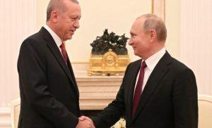 Ο Πούτιν στέλνει τον Ερντογάν στο διάστημα