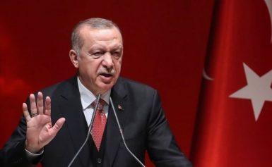 Συνεχίζει τις προκλήσεις ο Ερντογάν: Φτάσαμε σε σημείο σύγκρουσης πλοίων και δεν υποχωρήσαμε