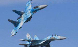 Sukhoi-27: Ρωσικά μαχητικά απώθησαν πολεμικό αεροσκάφος του ΝΑΤΟ