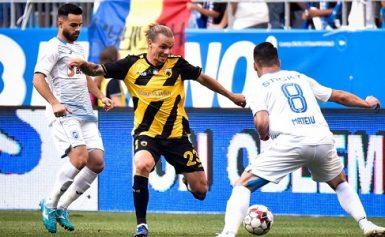 Europa League: Εδωσε δικαιώματα αλλά προκρίθηκε στα πλέι οφ η ΑΕΚ – 1-1 με την Κραϊόβα
