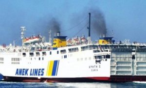 Βλάβη στο πλοίο «Κρήτη ΙΙ» – Ταλαιπωρία για τους 907 επιβάτες