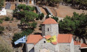 Η Μονή Κουδουμά, η αποκαλούμενη και «Άγιο Όρος της Κρήτης»βίντεο
