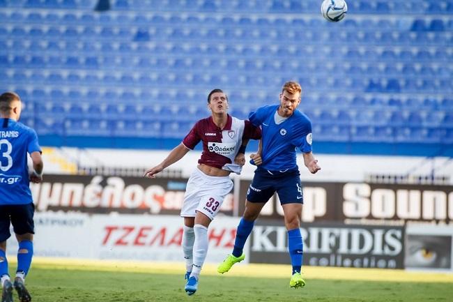 Super League Aτρόμητος-Λάρισα 1-1 (τελικό)