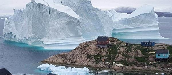 Ν.Τραμπ για Γροιλανδία: «Εχει τεράστια αξία – Μας ενδιαφέρει & την θέλουμε» – Ιδού γιατί (βίντεο)
