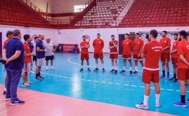O Oλυμπιακός αποκτά δικό του γήπεδο χάντμπολ στο Ρέντη