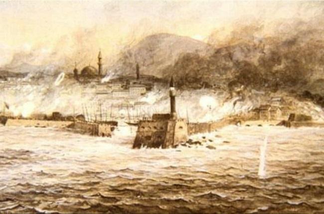 Η μεγάλη ΣΦΑΓΗ της 25ης Αυγούστου! Οι Οθωμανοί βγάζουν την ΒΑΡΒΑΡΟΤΗΤΑ τους στους Κρητικούς…