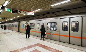Έκτακτο: Τηλεφώνημα για βόμβα στον σταθμό του Μετρό «Δάφνη»