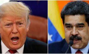 Ο Τραμπ πάγωσε όλα τα κρατικά περιουσιακά στοιχεία της Βενεζουέλας στις ΗΠΑ