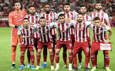Champions League: Στα πλέι οφ προκρίθηκε ο Ολυμπιακός – Νίκη με 2-0 επί της Μπακσασεχίρ
