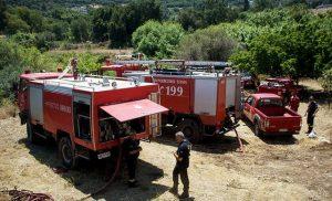 Στα «κόκκινα» την Τρίτη η Αττική για πολύ υψηλό κίνδυνο πυρκαγιάς