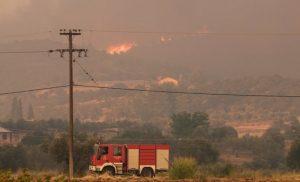 Πυροσβεστική: Εκδηλώθηκαν 38 δασικές πυρκαγιές το τελευταίο 24ωρο
