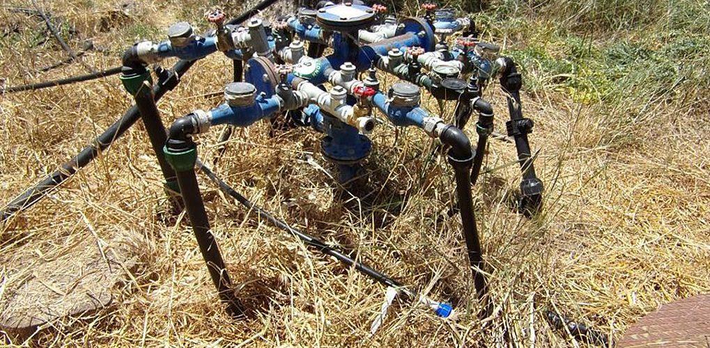 Συνελήφθη 40χρονος που αφαίρεσε 118 υδρόμετρα από αγροτικές περιοχές του Ηρακλείου