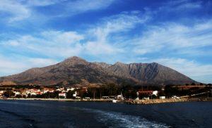 Σαμοθράκη: Στα όριά τους τουρίστες και κάτοικοι από τον νέο αποκλεισμό
