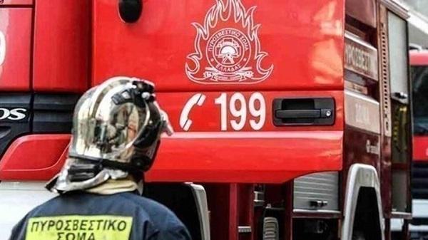 Υψηλός ο κίνδυνος εκδήλωσης πυρκαγιάς τη Δευτέρα – Δείτε τον χάρτη – ΦΩΤΟ