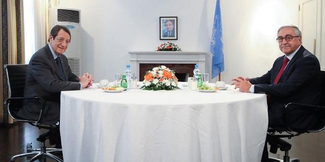 Αναστασιάδης μετά τη συνάντηση με Ακιντζί: Δεν εγκαταλείπουμε την ελπίδα
