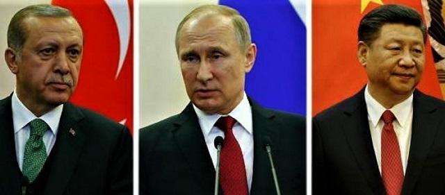 EKTAKTO: Ρωσία, Κίνα και… Τουρκία στην Μόσχα φτιάχνουν τον νέο χάρτη Μέσης Ανατολής και Βόρειας Αφρικής!