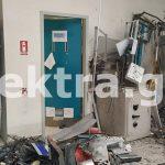 Κόρινθος Ξήλωσαν τέσσερα ΑΤΜ και άφησαν πίσω τους βομβαρδισμένο τοπίο