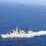 Με φωτογραφία – ντοκουμέντο το Πολεμικό Ναυτικό διαψεύδει την τουρκική προπαγάνδα για τη φρεγάτα Λήμνος (pic)