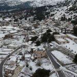 Κλειστά λόγω παγετού τα σχολεία στο Οροπέδιο Λασιθίου